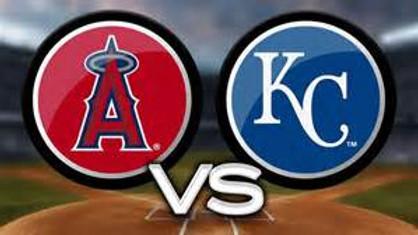 Angels Vs. Kansas City Royals