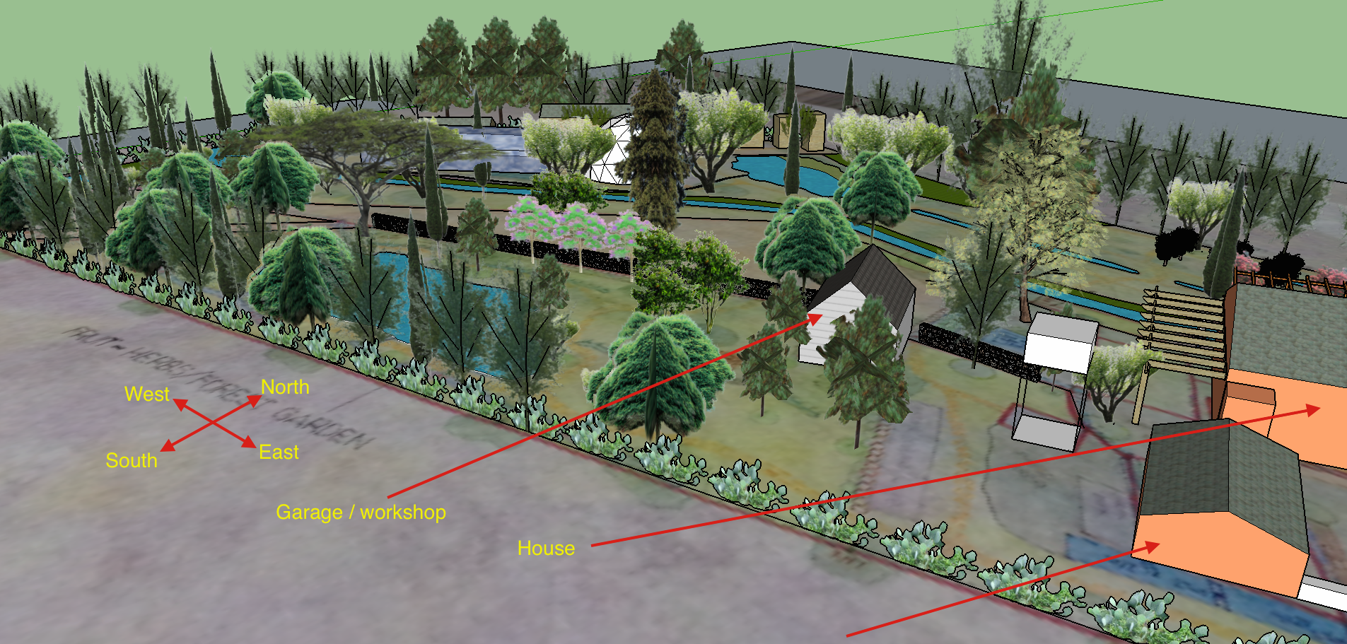 IEROKIPIO Land Design 2