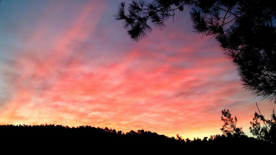 Ierokipio Sunset- December 2015