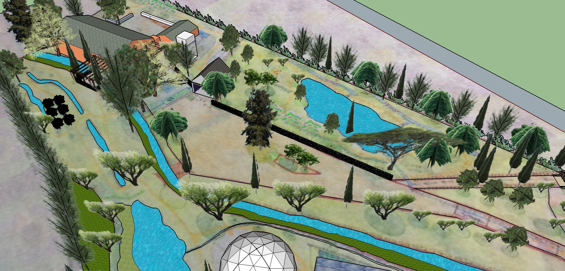 IEROKIPIO Land Design 4