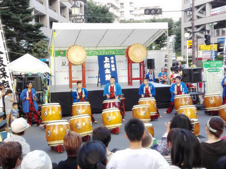 7月24日 けやきロードフェスティバル 2016!