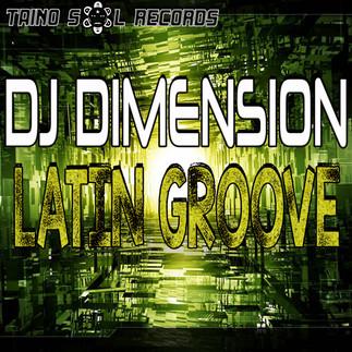 DJ Dimension - Latin Groove (Taino Soul Records)