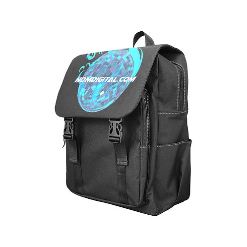 Astral Flame Casual Backpack