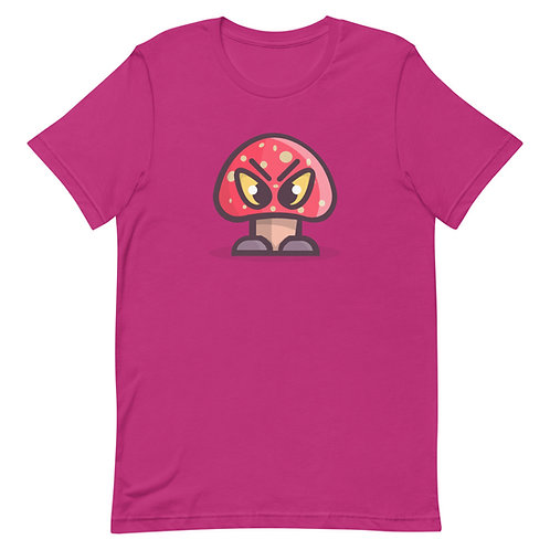 1-Up Magic Mushroom Short-Sleeve Unisex T-Shirt