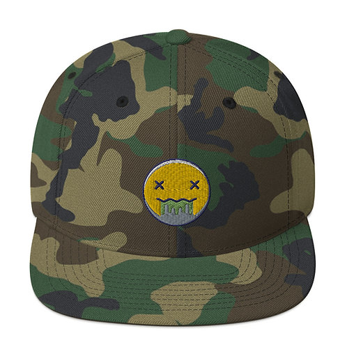Underground Acid House Camo Hat