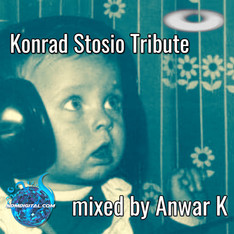 ndmradio 12 Tribute set - Konrad Stosio mixed by Anwar K