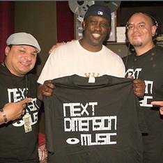 next dimension music classic T-Shirt