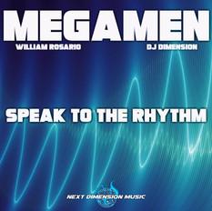 new release: Speak to the Rhythm - MegaMen