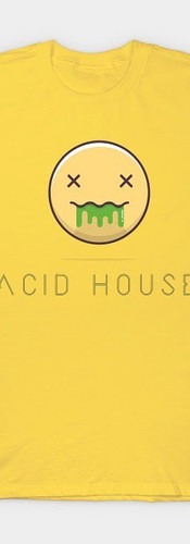 Acid House Tee Shirt