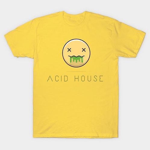 ACID HOUSE Short-Sleeve Unisex T-Shirt