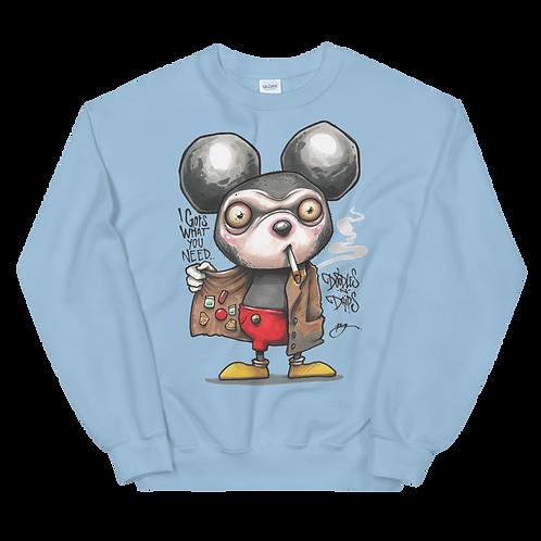 WHAT YOU NEED Unisex Sweatshirt