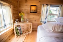 Cabin Tiny House at Tiny Digs Hotel