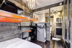 Modern Tiny House at Tiny Digs Hotel