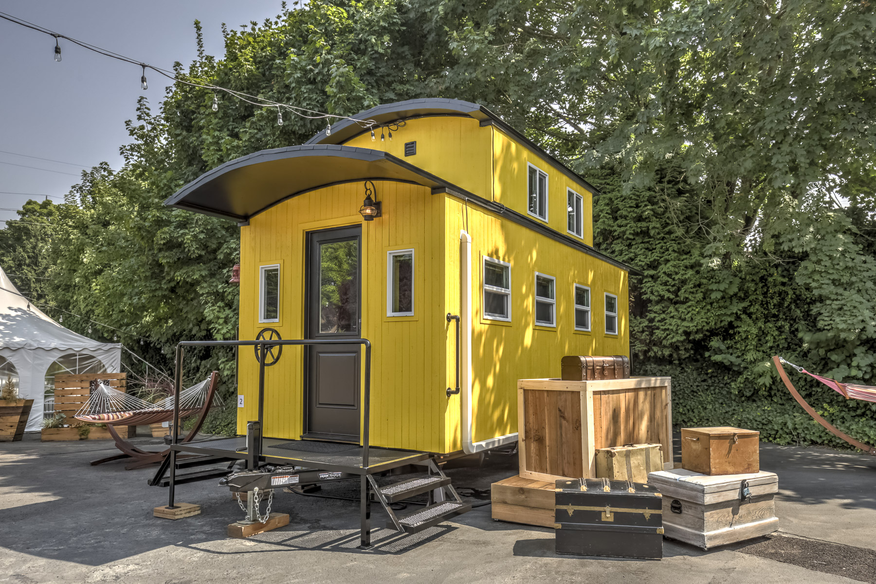 Arthur Tiny House
