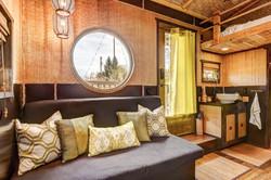 Bamboo Tiny House at Tiny Digs Hotel