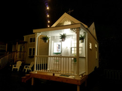 Evening Cottage
