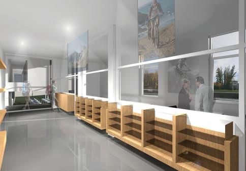 Auberge sociale  de Houdeng-Goegnies