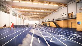 Infrastructure sportive de La Louvière
