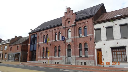 Hôtel de Police de Houdeng