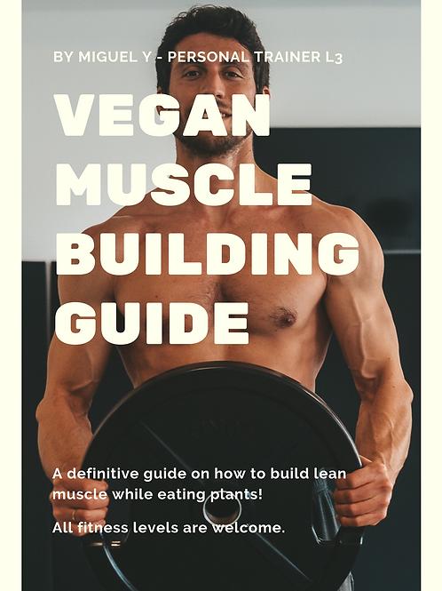 Vegan Muscle Building Guide