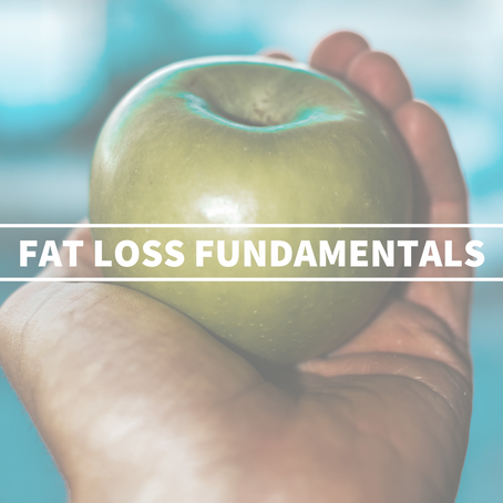 Fat Loss Fundamentals