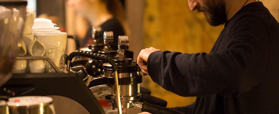 Barista Barista Service Kaffeebar mobil Kaffeezubereitung