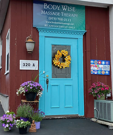 Body Wise Massage Therapy Office