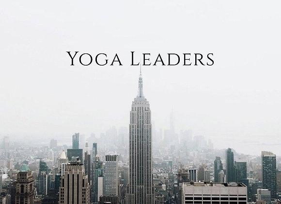 Yoga Leaders