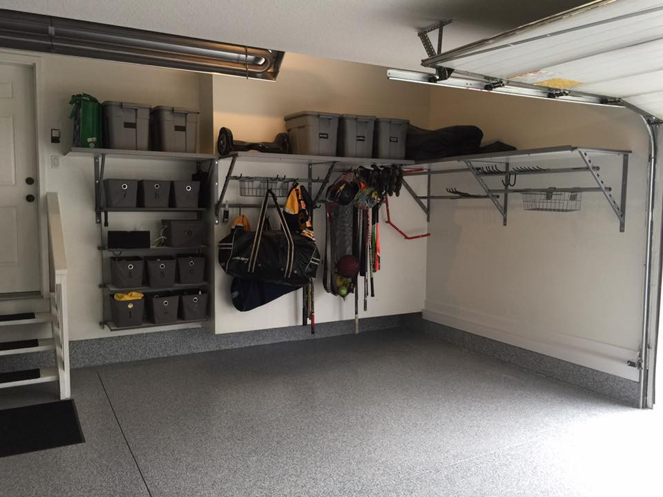 MONKEY BAR STORAGE