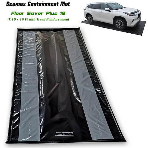 "Floor Saver Plus – 7'10"" X 18' (CARS AND MID SIZE SUV'S)"