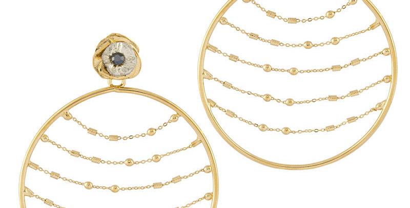 Boucles d'oreilles TARATATA H20-15919-20G