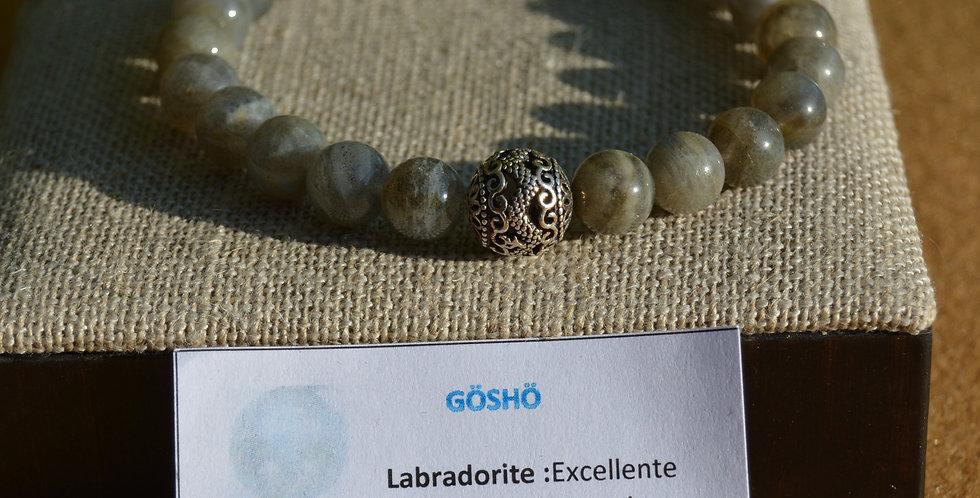 Bracelet GOSHO Labradorite