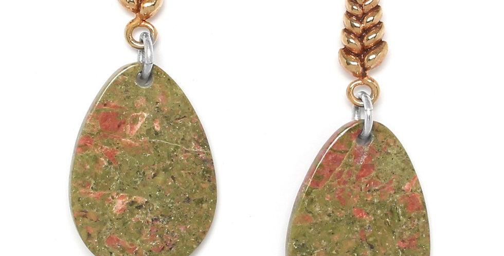 Boucles d'oreilles NATURE 11--74266