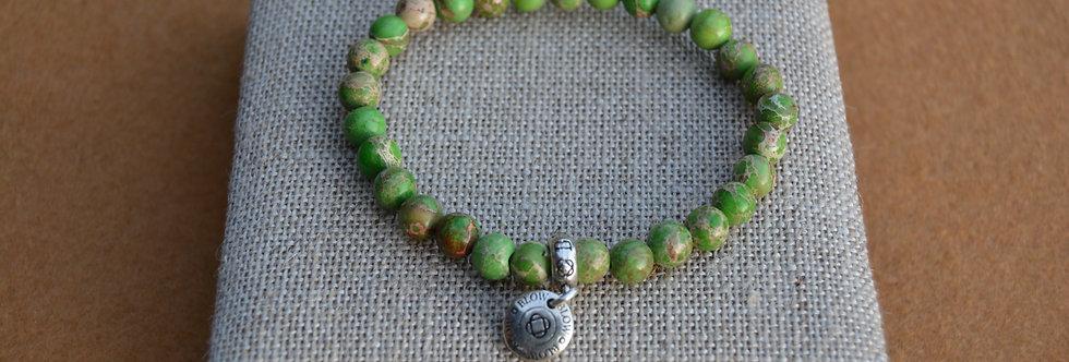 Bracelet BLOW Turquoise verte