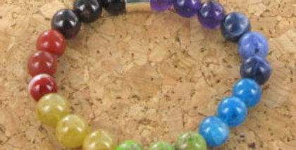 Bracelet GOSHO 7 chakras