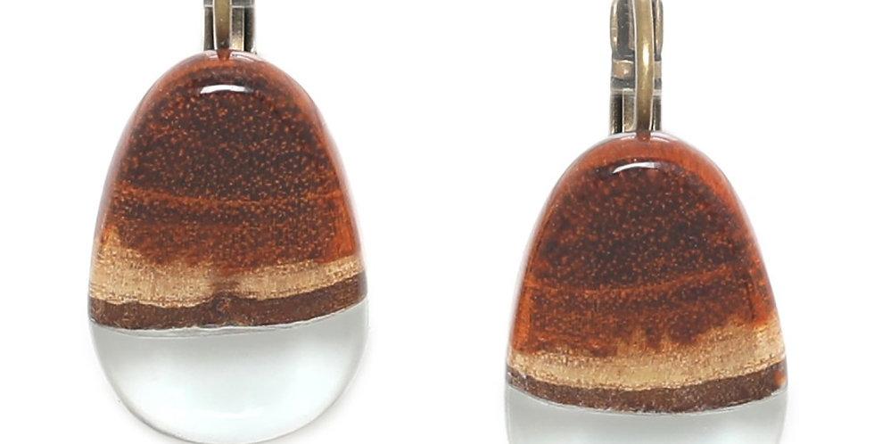 Boucles d'oreilles NATURE 12--74354