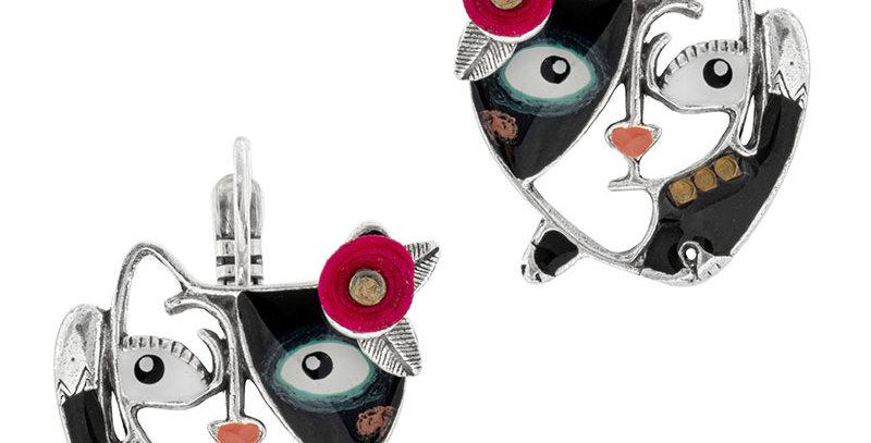 Boucles d'oreilles TARATATA H20-22771-10M