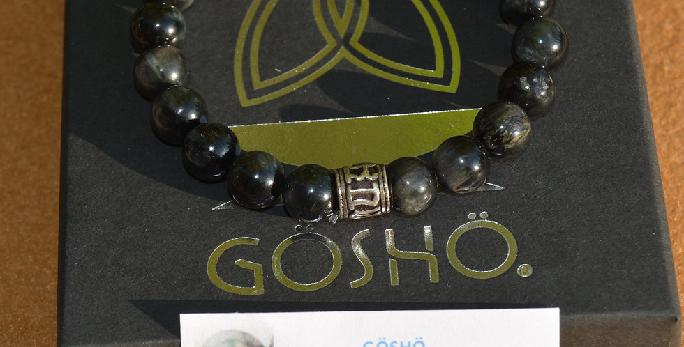 Bracelet GÖSHÖ Oeil de faucon
