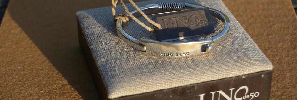 Bracelet UNO de 50. Ref: PUL1863MTLOOOOM