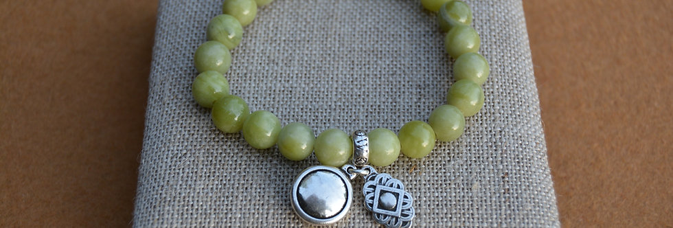 Bracelet BLOW Péridot