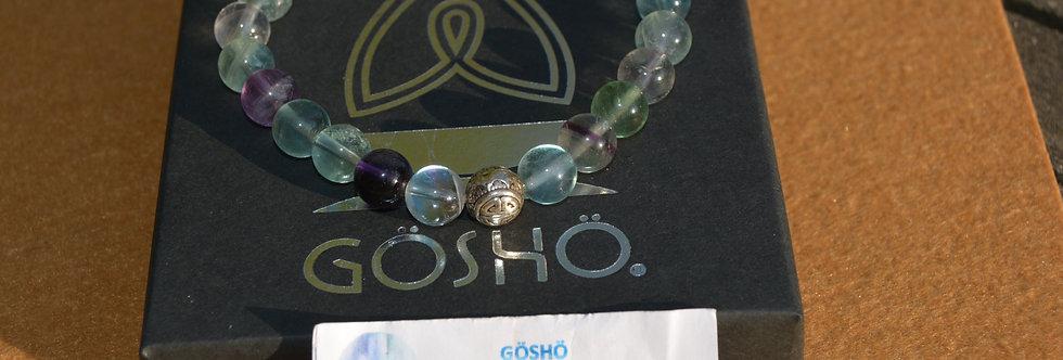 Bracelet GOSHO Fluorite