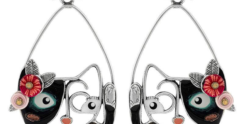 Boucles d'oreilles TARATATA H20-22978-10M