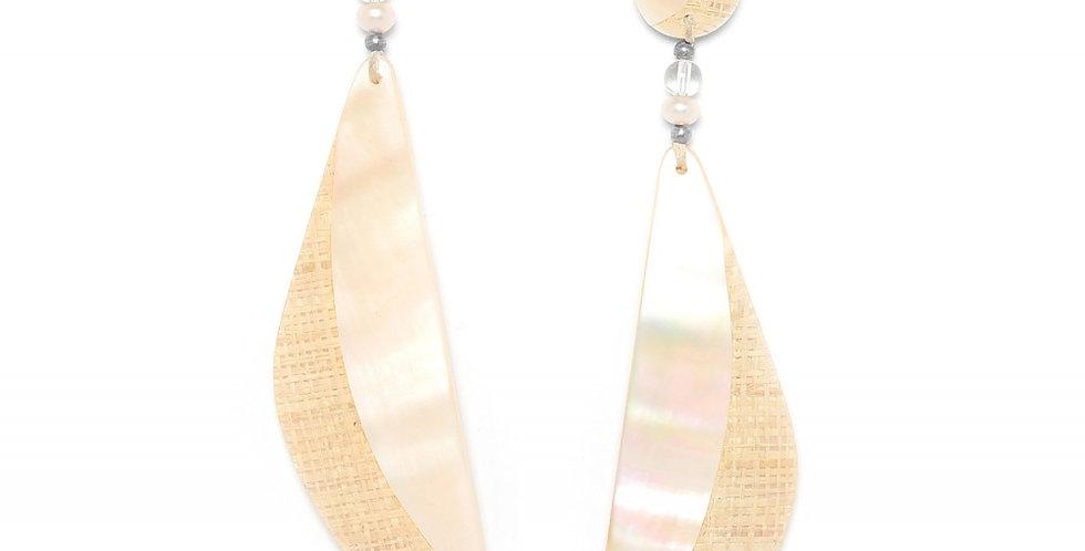 Boucles d'oreilles NATURE 12--74220