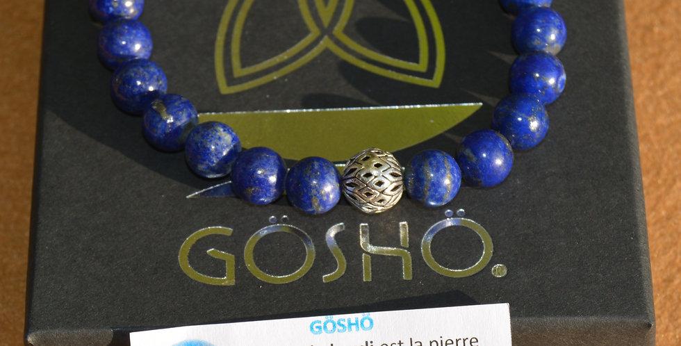 Bracelet GOSHO Lapis-lazuli