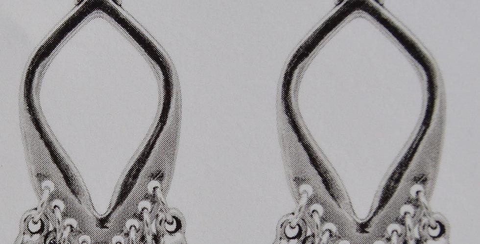 Boucles d'oreille CICLON linden  Ref: 192612