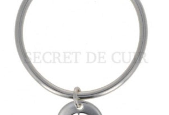 Bracelet Jonc chiffre 3 Secret De Cuir