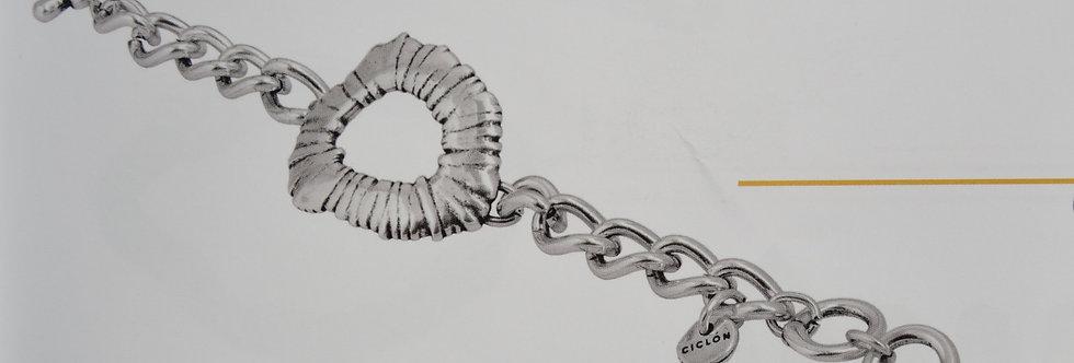 Bracelet CICLON malva. Ref: 192114
