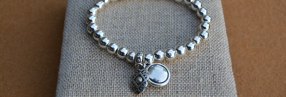 Bracelet BLOW argent