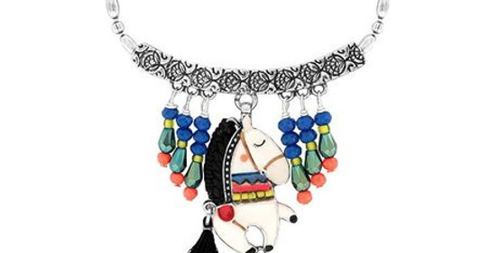 Collier CARROUSEL
