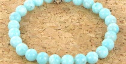 Bracelet GOSHO Amazonite du Pérou